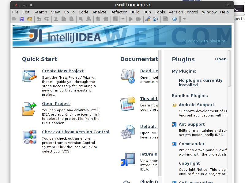 Как писать и отлаживать скрипты и триггеры под IntelliJ IDEA